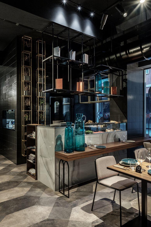 Piky – Bar con cucina | N + M DesignStudio MILANO