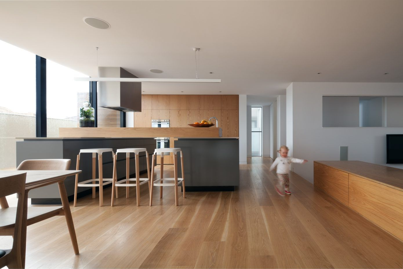 Northcote Home by Pleysier Perkins (With images) Kitchen