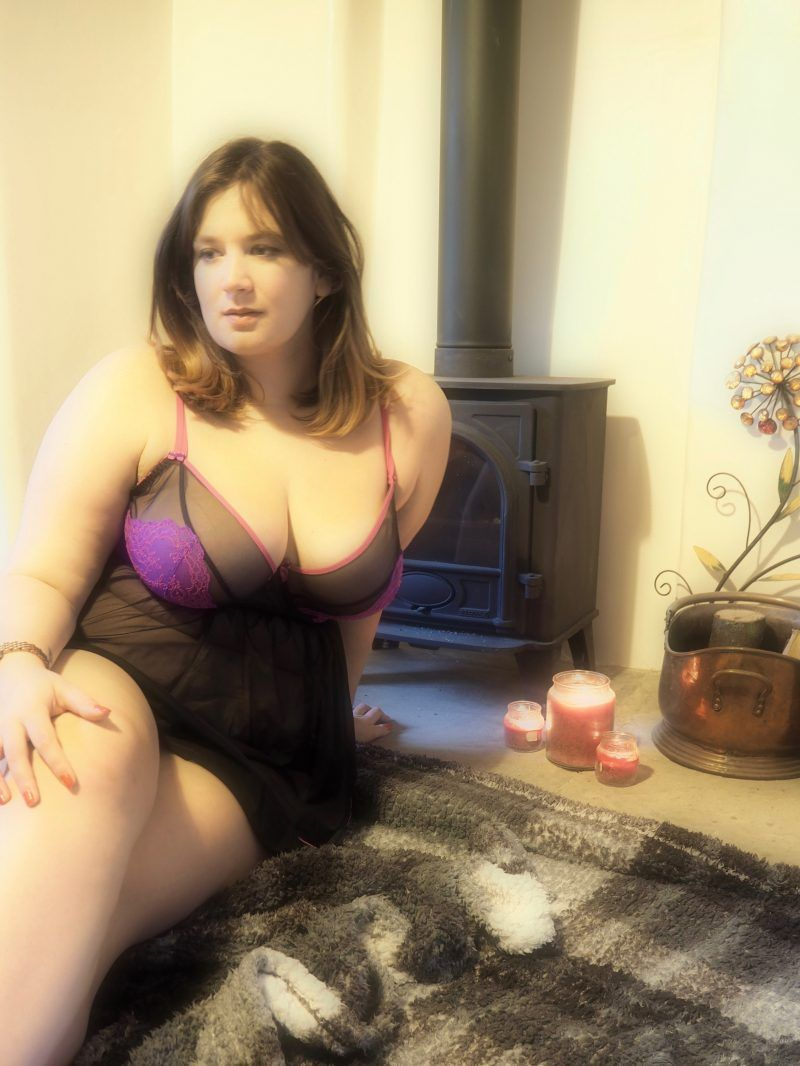 f858c6132952 Curvy Kate Dragonfly Babydoll review - romantic fuller bust lingerie,  perfect for Valentines