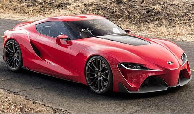 2017 Toyota Supra Price Malaysia Toyota Changes Pinterest