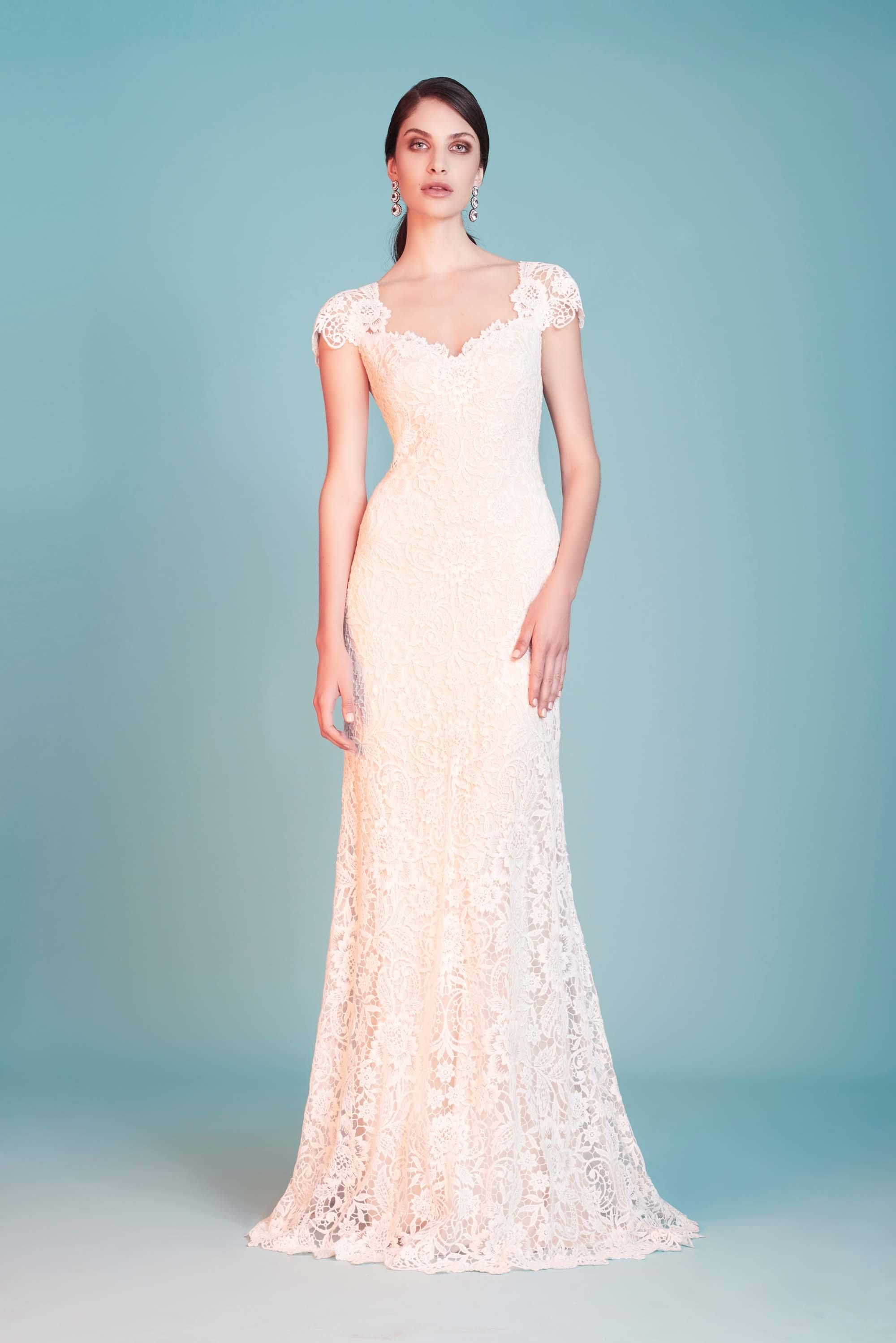 Tadashi shoji bridal spring x styled fashion