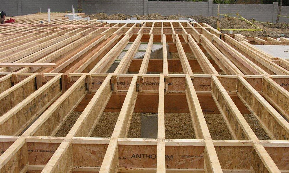 Image Result For Wood I Joist Blocking House Wood