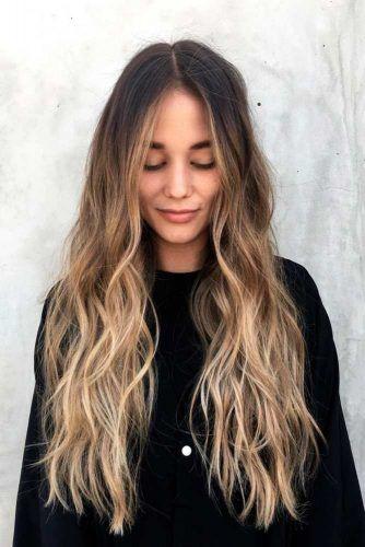 Photo of 47 Ideen für hellbraune Haarfarbe mit Highlights Trend Bob Frisuren 2019