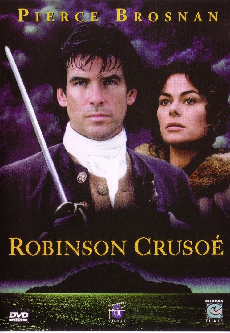 Robinson Crusoe Preview Is This Suitable Robinson Crusoe Pierce Brosnan Robinson
