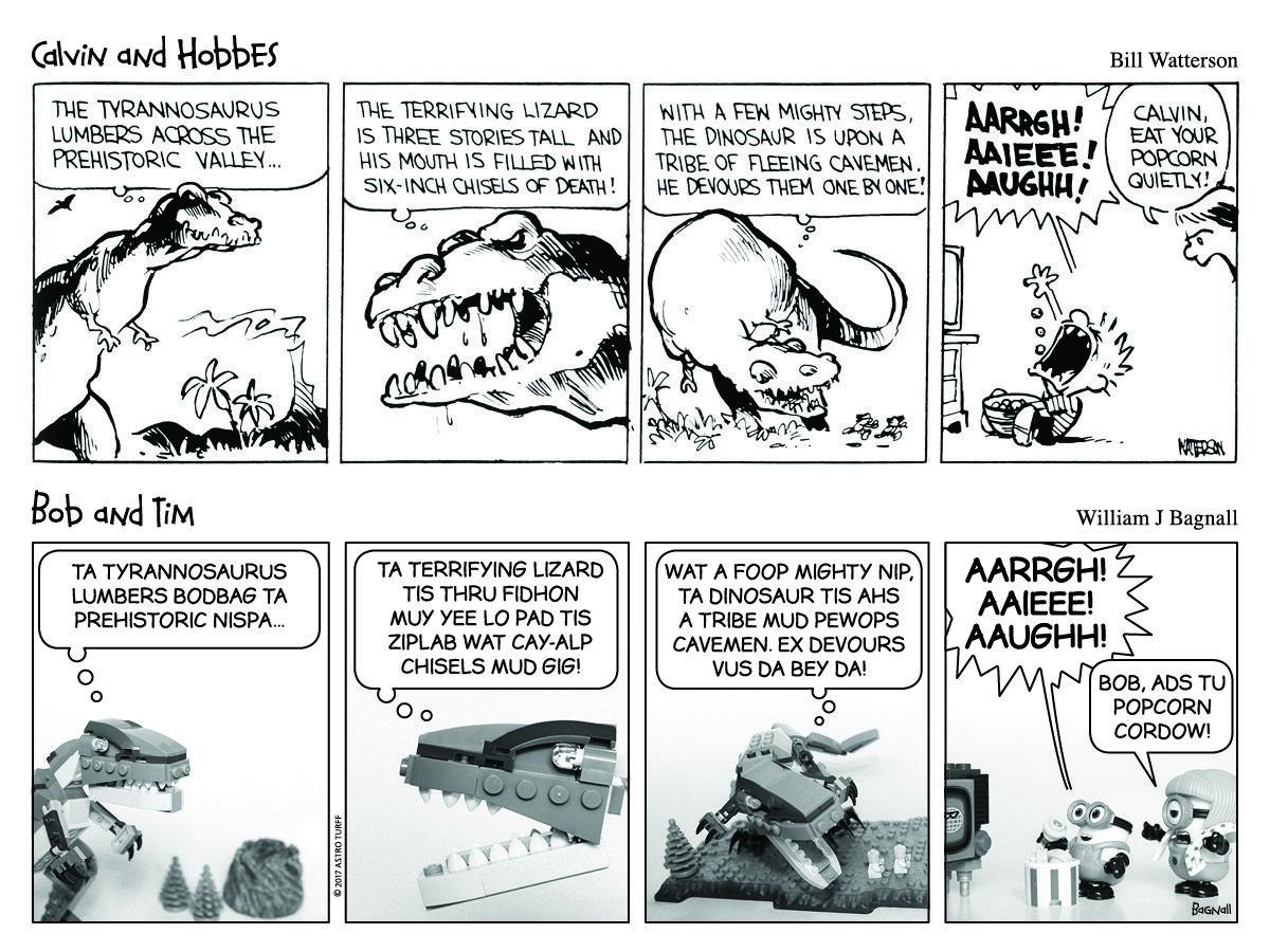 Calvin And Hobbes Minions Bob Tim Comics Bear Despicable Me Minions Calvin And Hobbes Despicable Me