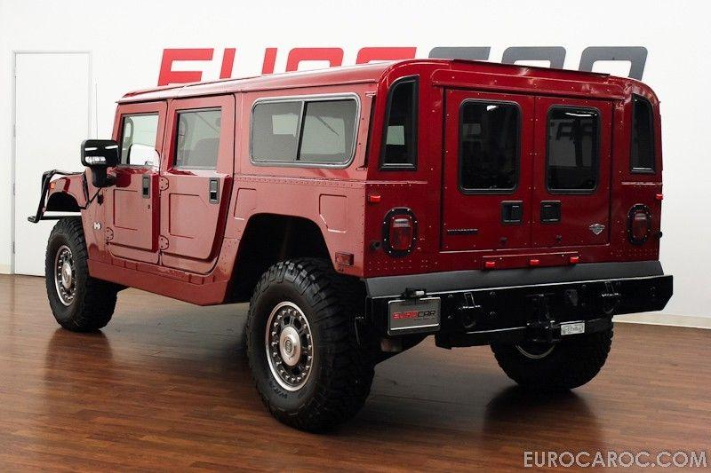 2006 Hummer H1 Alpha Wagon Costa Mesa California Eurocar Inc