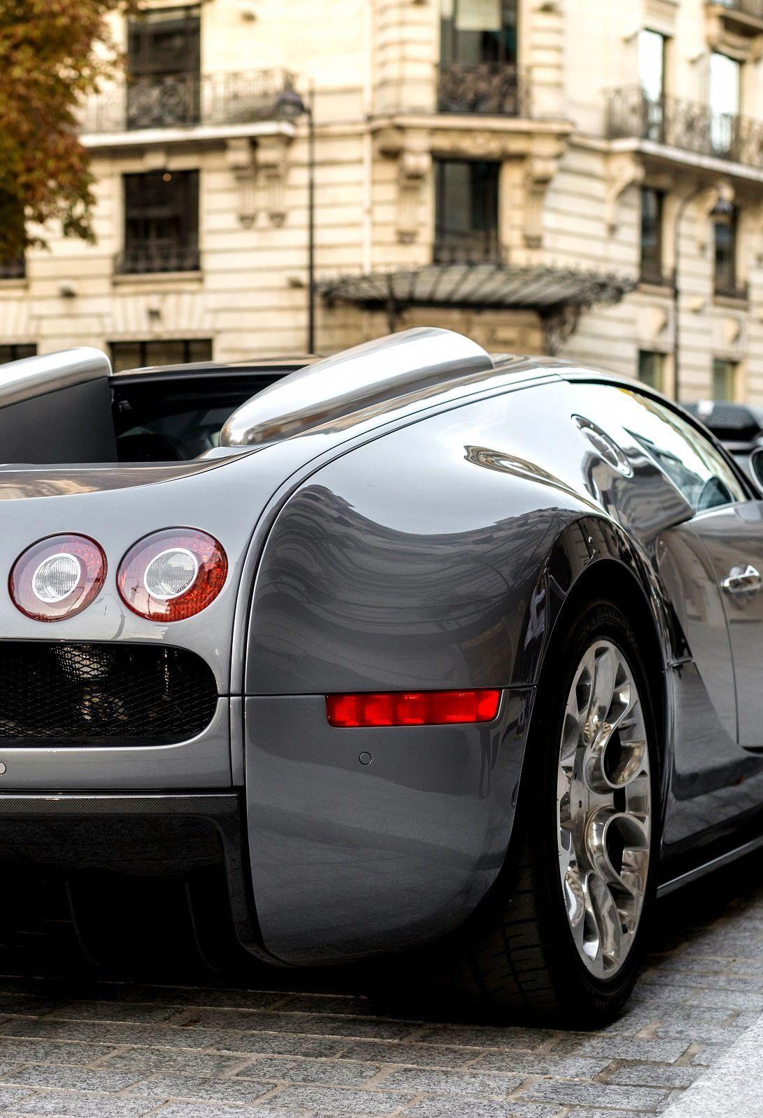 Bugatti Veyron See more sports car pics at www