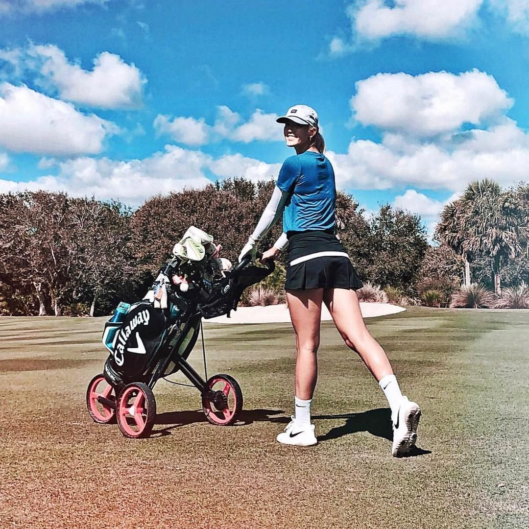 Starstruck Giddy Is How We Feel When Themichellewierocks Our Speed Cart Themichellewie Themichellew Golf Bags Golf Push Cart Ladies Golf Bags