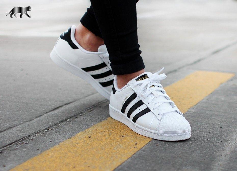 adidas Superstar (Running White / Core Black / Running White)
