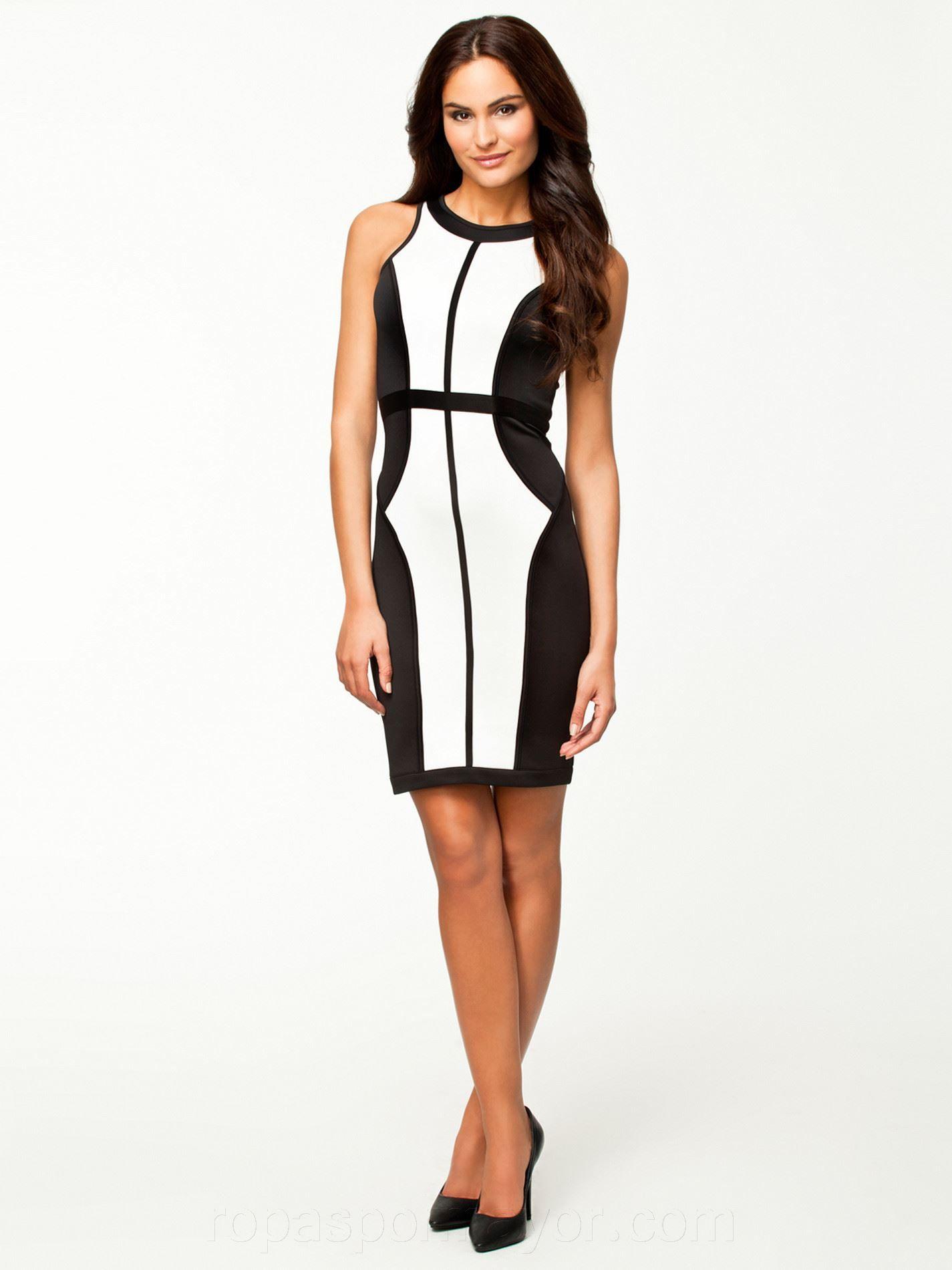 9976f52135 Resultado de imagen para vestido mujer cuerpo rectangular