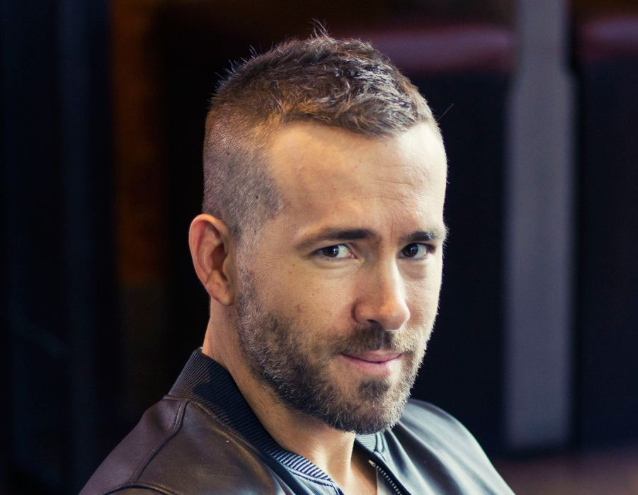 Pin On Ryan Reynolds Haircut