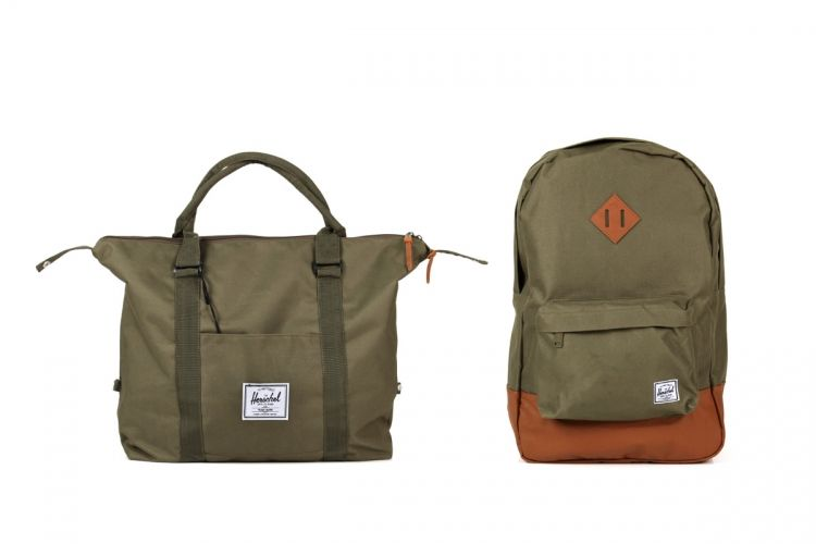 View the full DQM x Herschel Supply lookbook here: http://ow.ly/cIG2X    #herschelsupply #holiday #DQM #NewYork