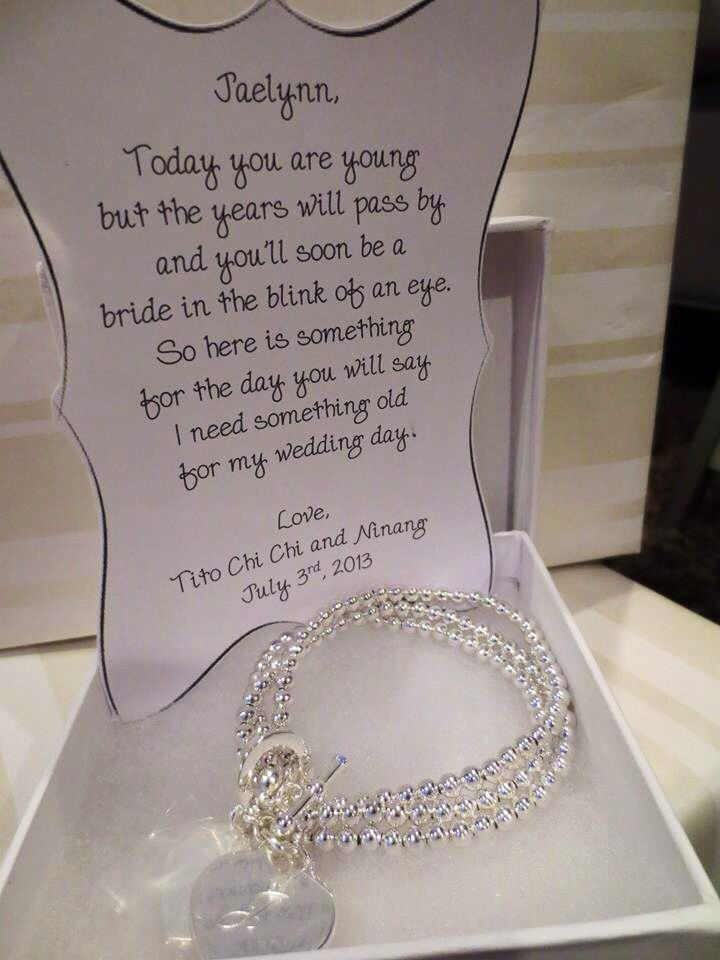 Pin By Elizabeth Clemente On Our Wedding Flower Girl Proposal Ideas Gifts For Wedding Party Wedding Flower Girl