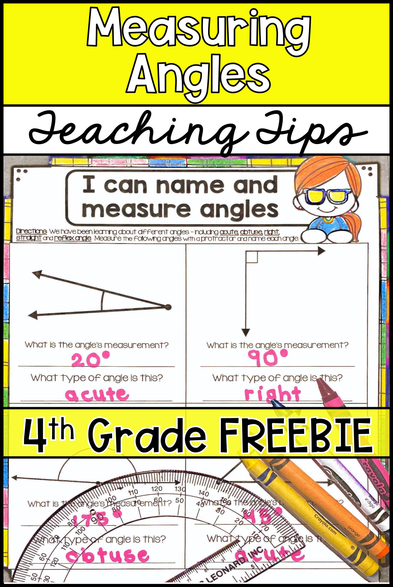1 [ identifying angles worksheet x identifying angles worksheet Pixel ]