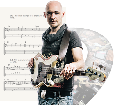 """Meet Scott Devine """"Scott's Bass Lessons""""  SBL Academy"""