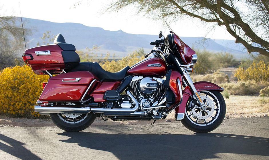 Harley Davidson electraglideultraclassic