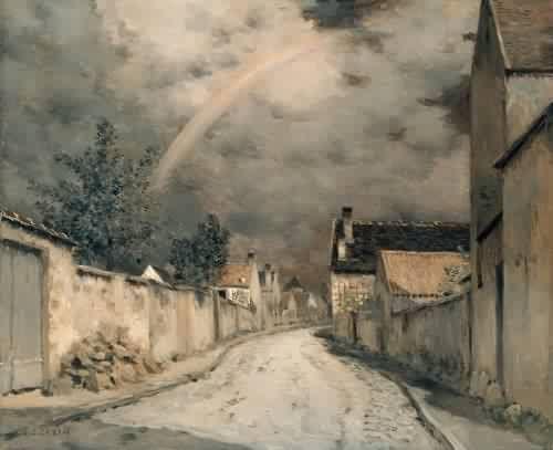 Stanislas Henri Jean Cazin Oil Paintings Reproductions On Artclon ...