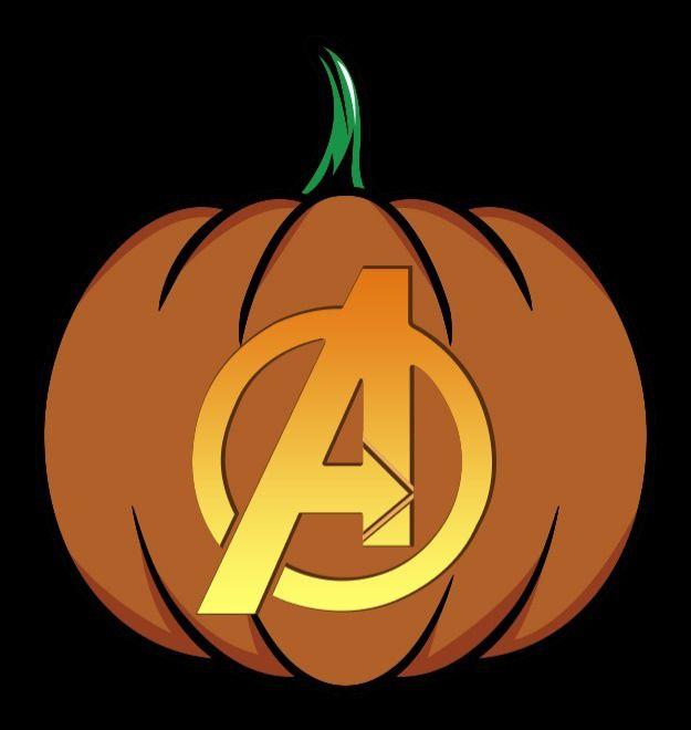 28+ Easy marvel pumpkin carving ideas