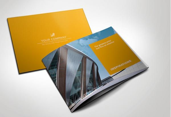 How to Design Attention-Grabbing Corporate Brochure and Catalog ...