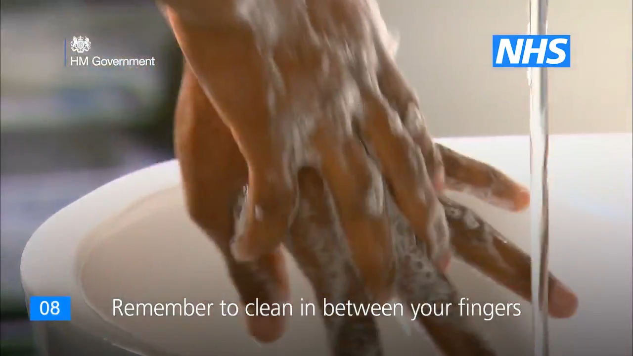 How to properly wash your hands 4ec4846cbd9470706fda806c5837fc79
