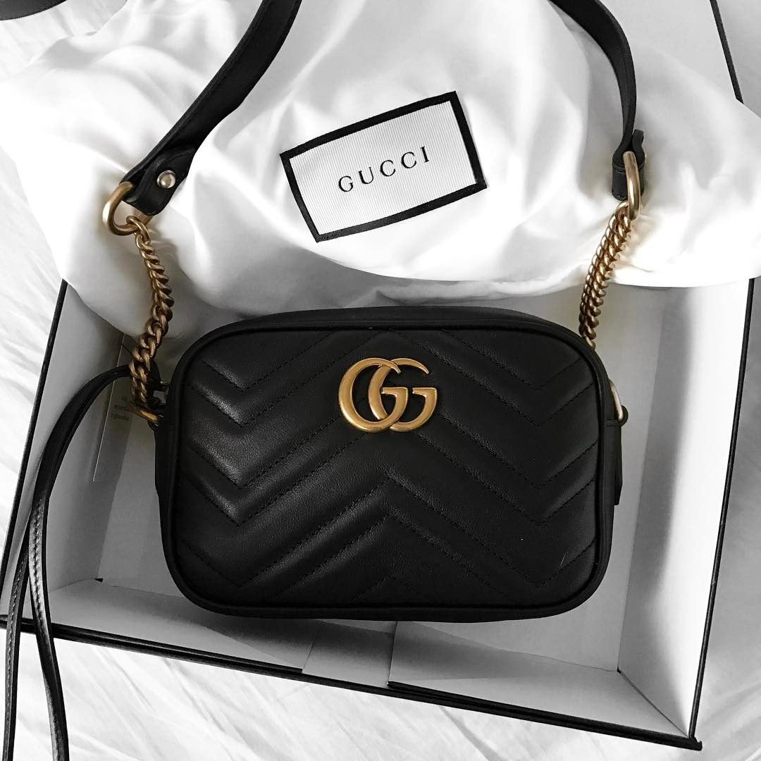 6b533dc167 Gucci Marmont Mini - Sale! Up to 75% OFF! Shop at Stylizio for ...