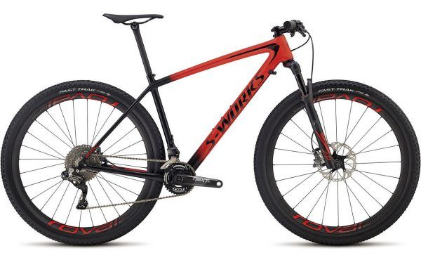 All New Specialized S Works Epic Hardtail Races In With Sub 800g