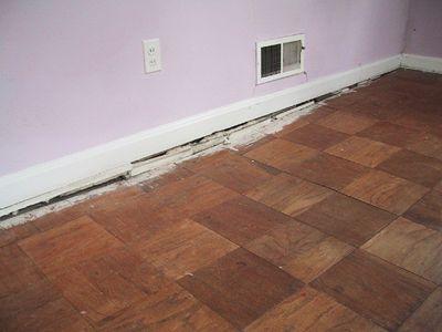 Uneven Concrete Repair
