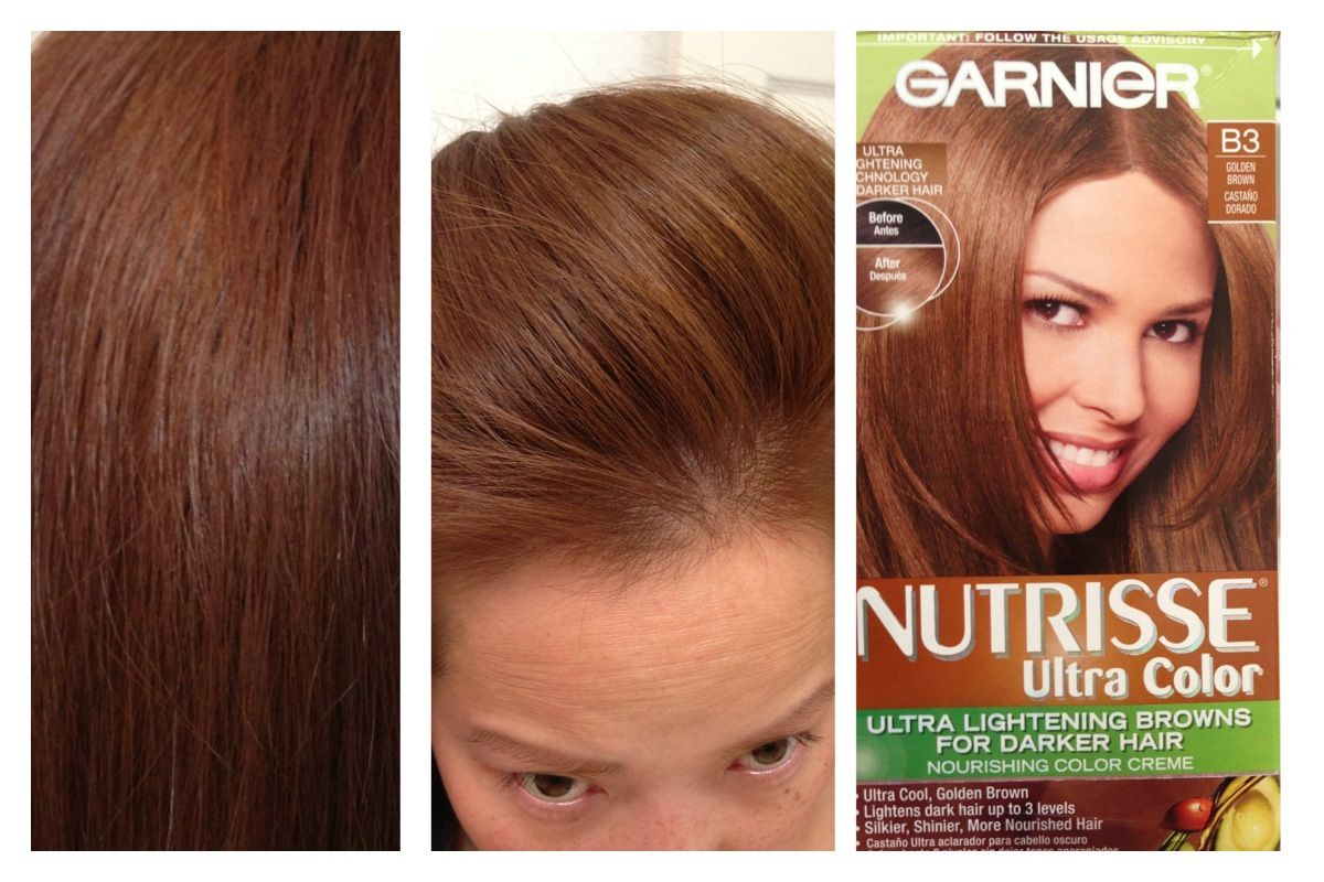 Love Garnier Nutrisse Ultra Color Lightening For Dark Hair Lifts