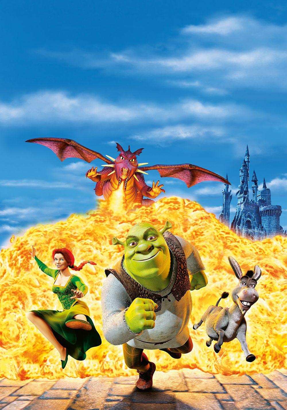 Pin de Teri Lorrence em It's Only MakeBelieve Shrek