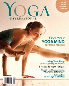 yoga international magazine back issues
