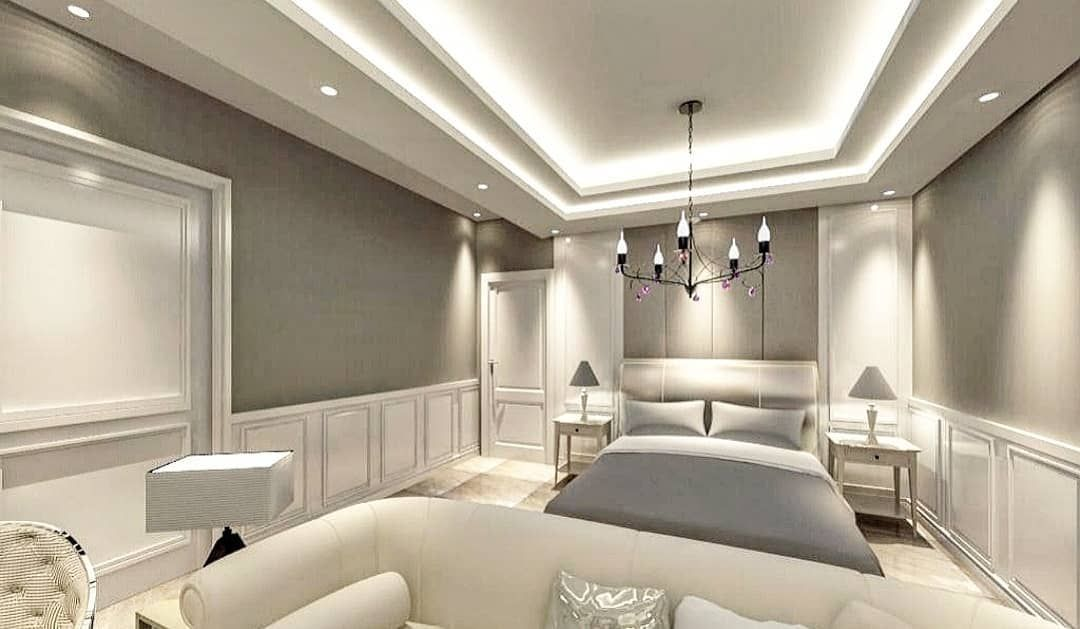 Apartment Interior Design With Modern American Classic Style