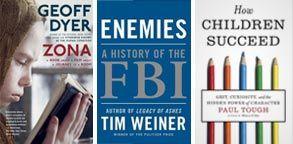 Image: Three of Slate's 2012 staff picks (© Pantheon; Random House; Houghton Mifflin Harcourt)