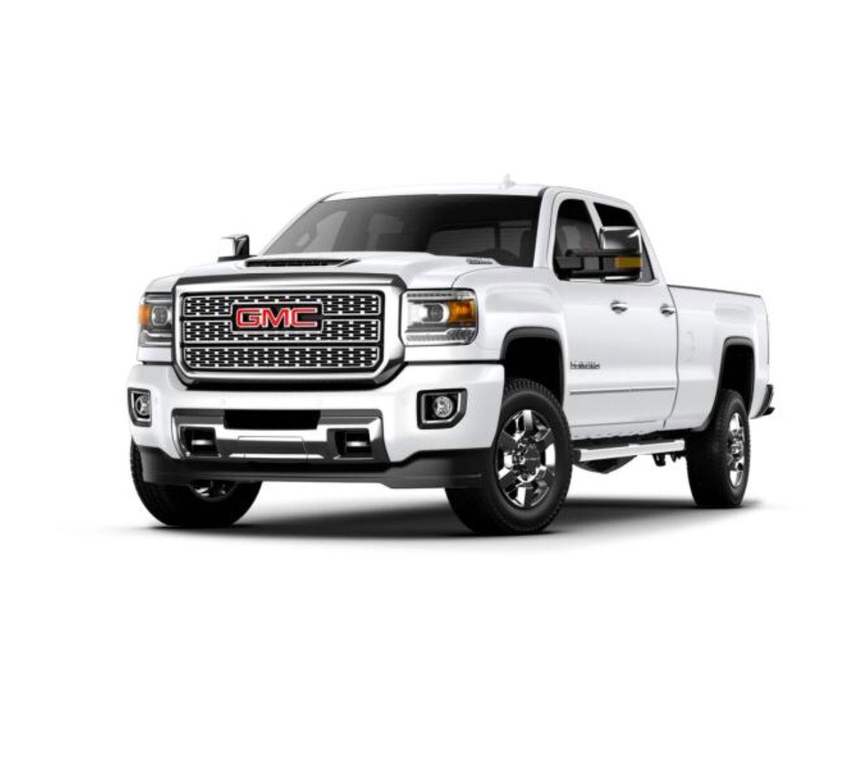 2018 Gmc Sierra Denali Hd 3500 6 6l Duramax Diesel Gmc Sierra