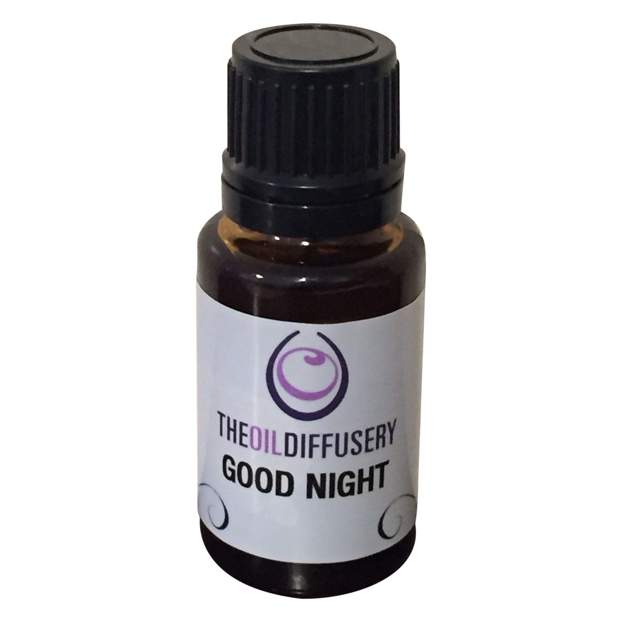 GOOD NIGHT ESSENTIAL OIL BLEND