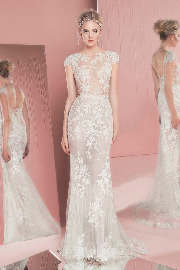 Zuhair Murad Spring 2016 Bridal Collection   Vestidos de novia de ...