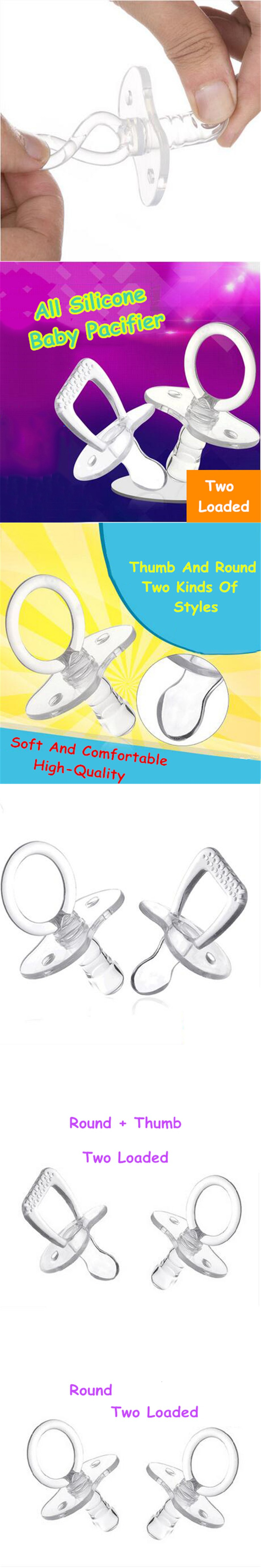Latex Soothers Newborn Silicone Pacifier Clip Dummy Nipple For High Resolution Dummies Baby Children Feeding Soother Holder