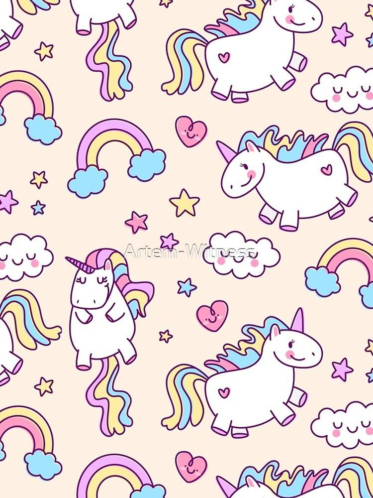 More Unicorns Tapestry By Artem Witness Unicorn Wallpaper Unicorn Unicorn Pictures Unicorn live wallpaper iphone