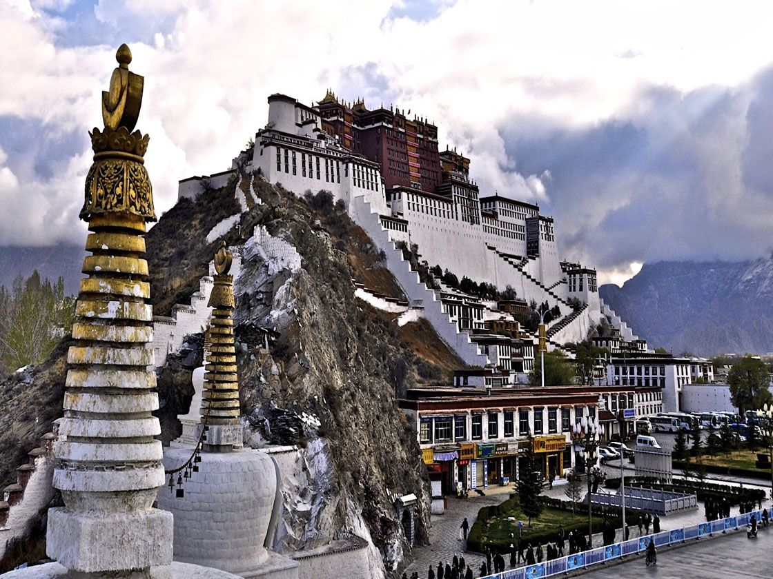 Lhasa, Tibet The ROOF OF THE WORLD Must travel Travel