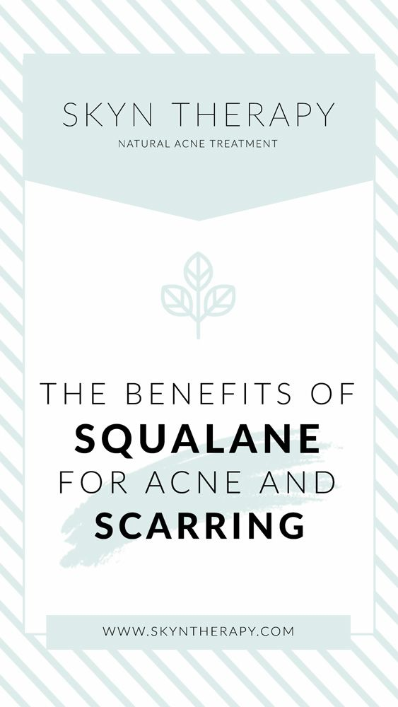 Squalane and acne: a must-have facial oil for breakouts