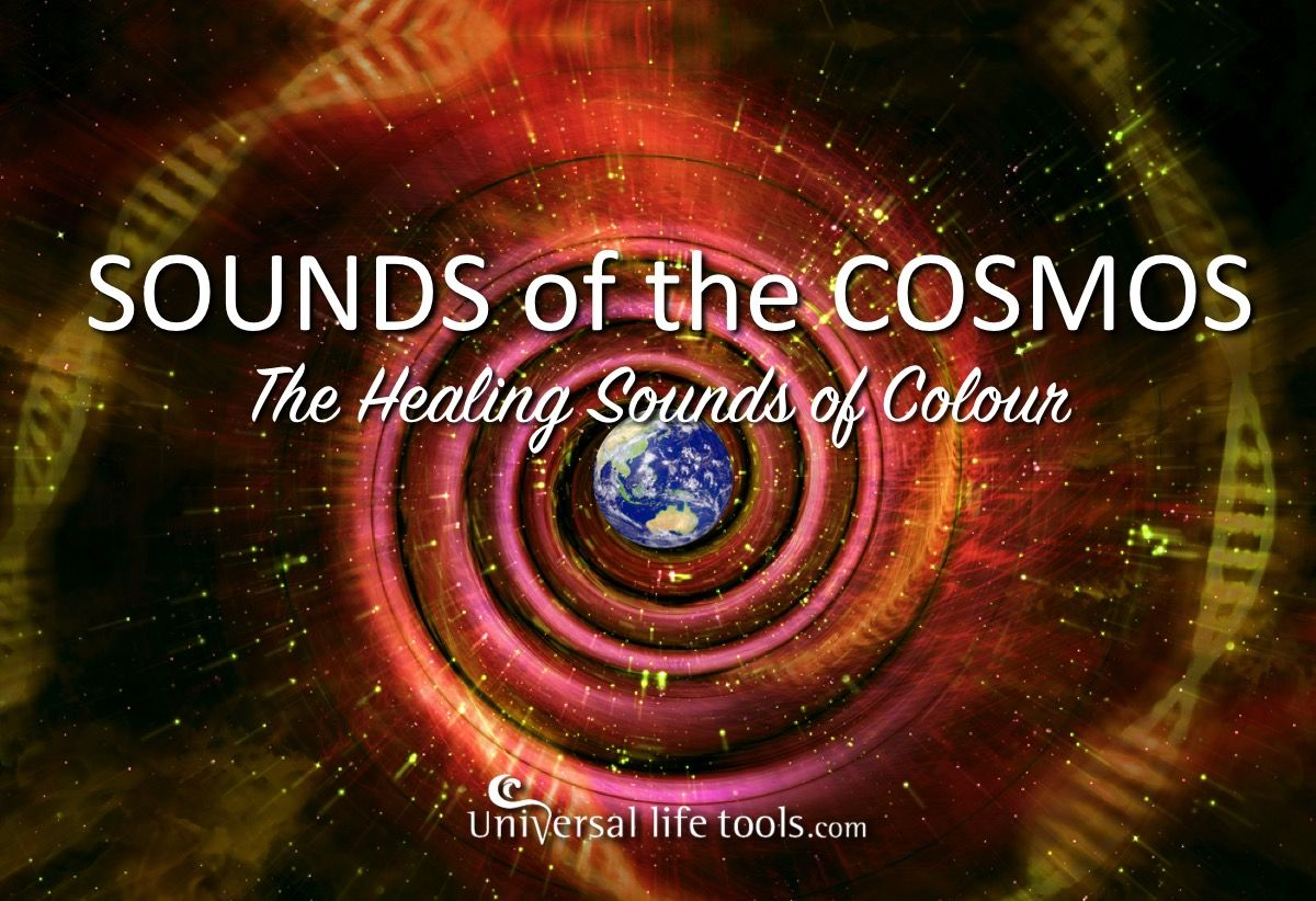 form sound colour and healing