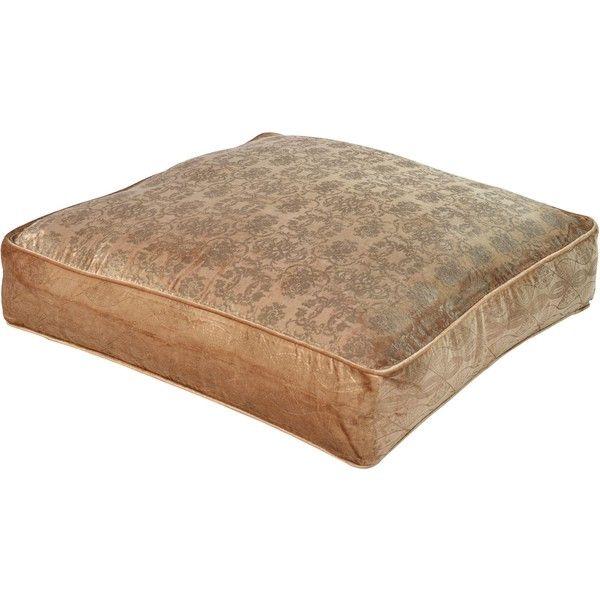 folou accent pillows decorative gold velvet me pillow