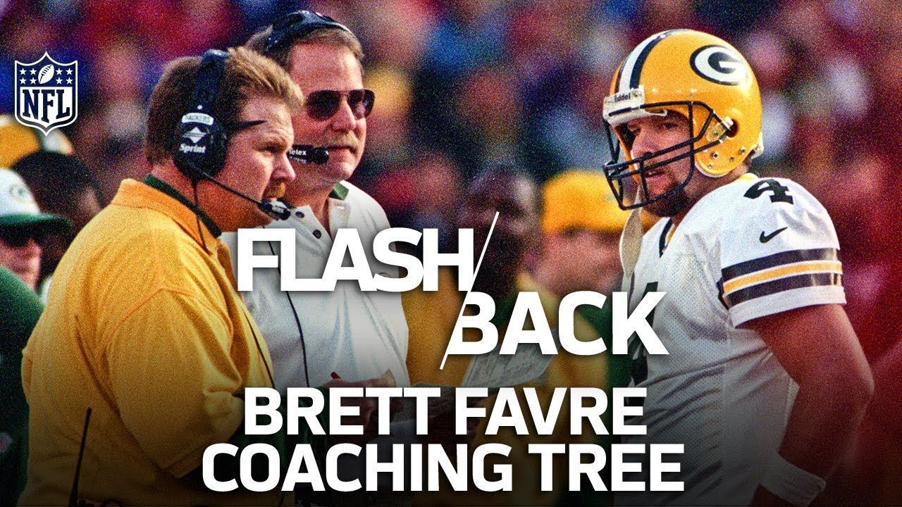 The Brett Favre Coaching Tree Five Assistants Who Became Head Coaches Nfl Highlights Nfl American Football League