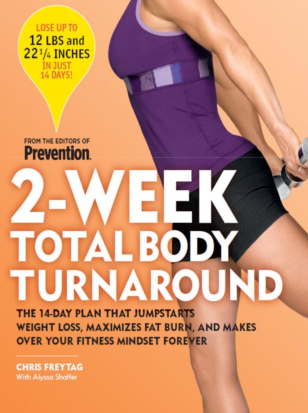 2week total body turnaround ebook lose 20 pounds