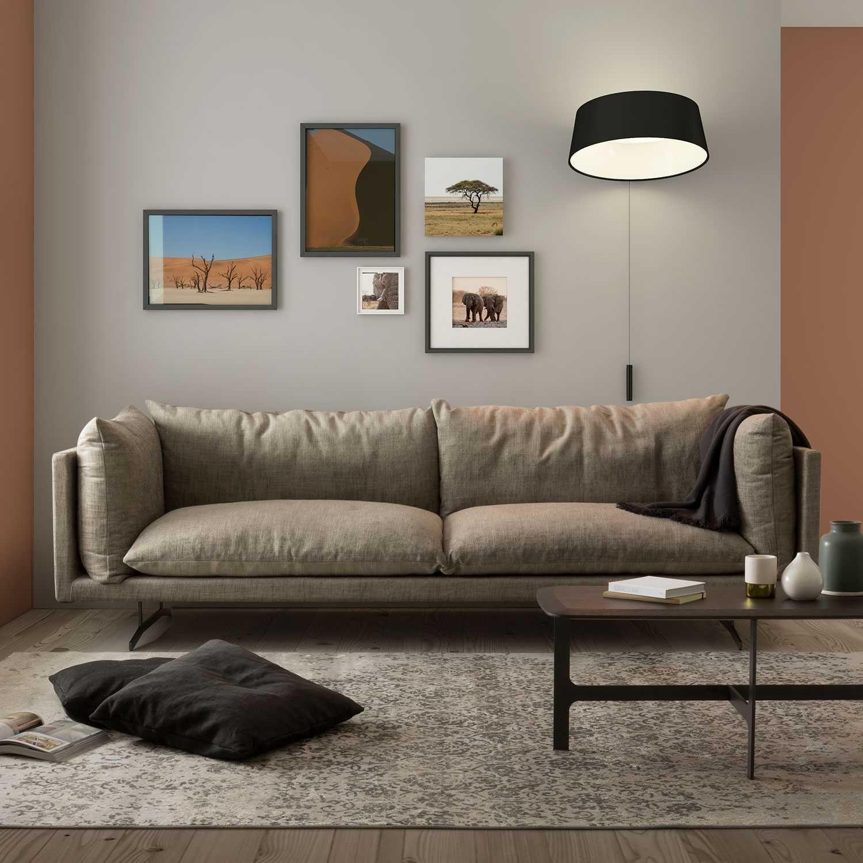 Pin di Lauretta su Living nel 2020   Design divano ...