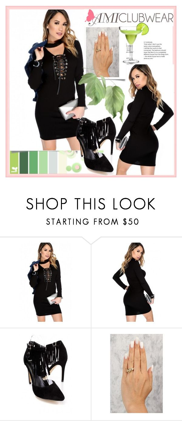 """""""AMICLUBWEAR 20"""" by djulovic-mirela ❤ liked on Polyvore featuring amiclubwear"""