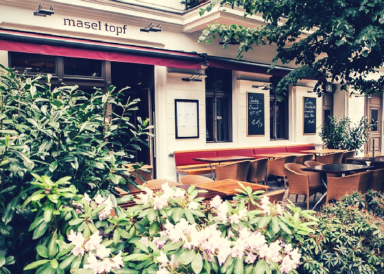 Modern jewish quisine in Berlin - we ❤ Masel Topf | Must See ...