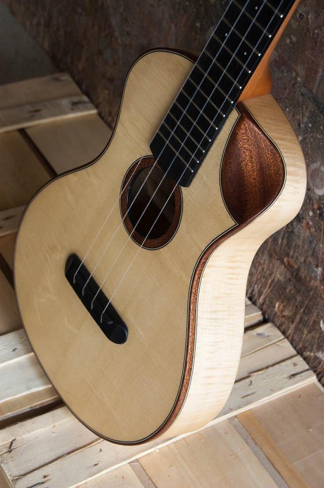 Vestito i blues ukulele