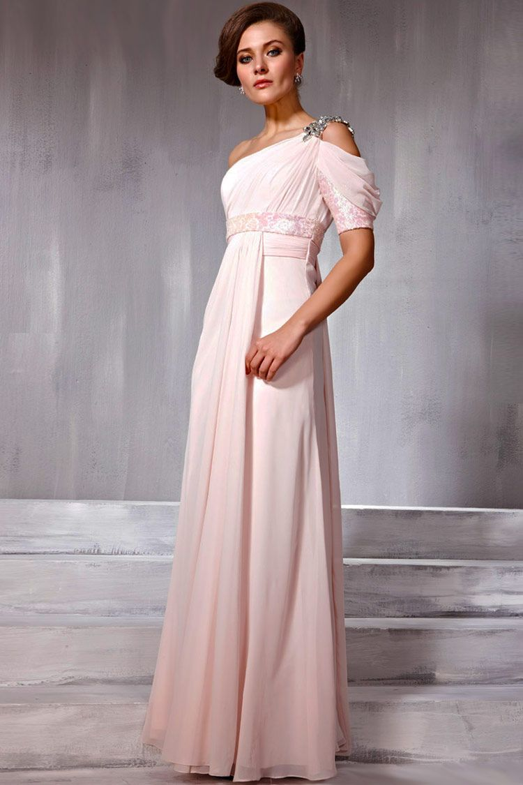 Robe rose pale pinterest