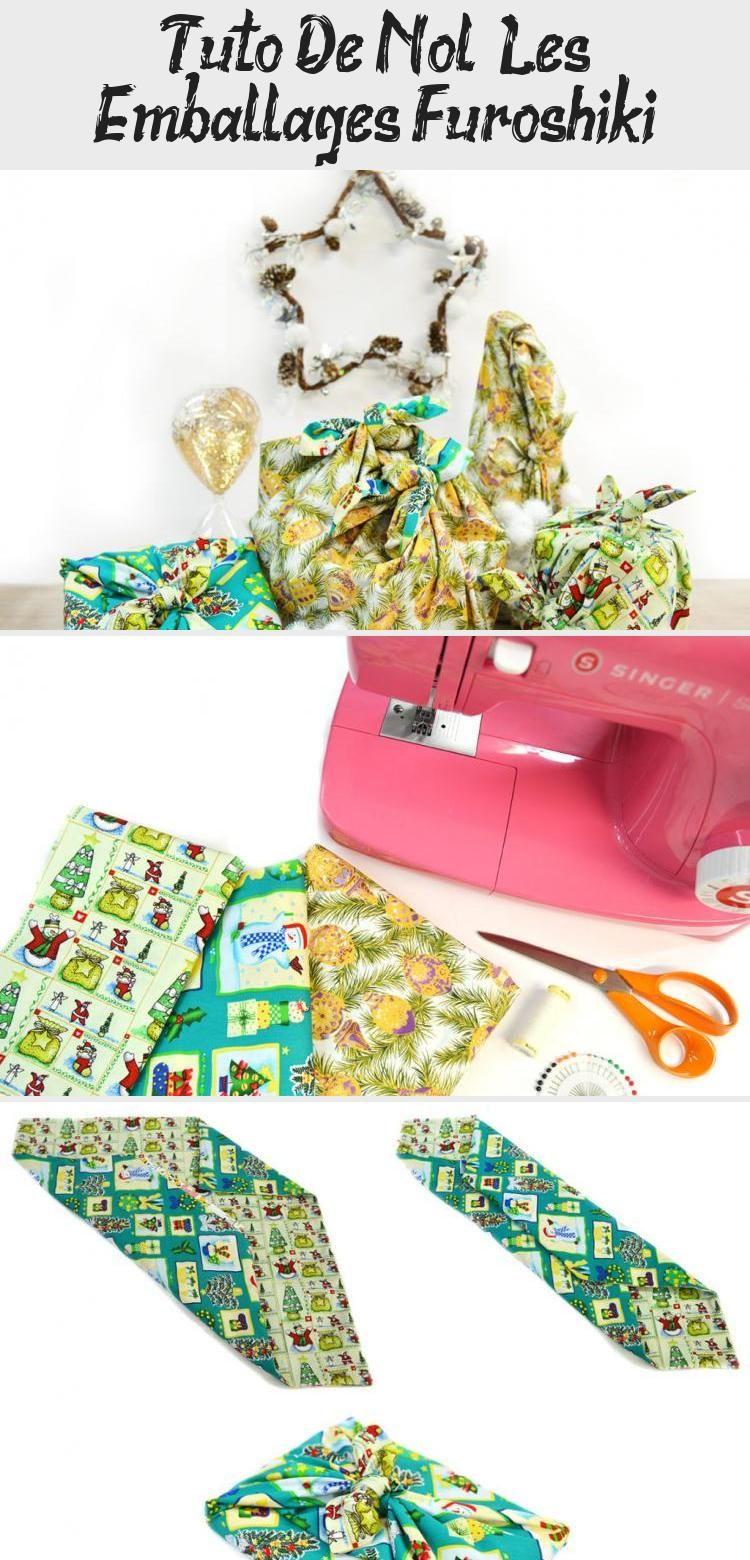 Tuto de Noël : Les emballages Furoshiki #cadeauxnoelIllustration #cadeauxnoelMeilleureAmie #cadeauxnoel2018 #cadeauxnoelBois #cadeauxnoelCouture #furoshikituto