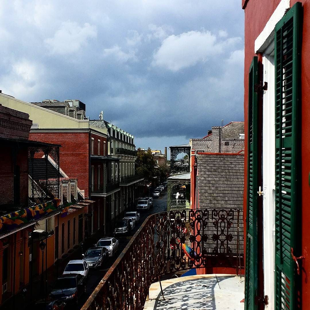 Well that don't look like fun. NewOrleans FrenchQuarter